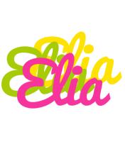 Elia sweets logo