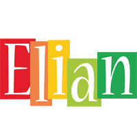 Elian colors logo