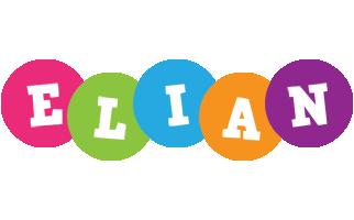 Elian friends logo
