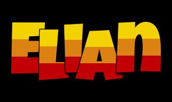 Elian jungle logo