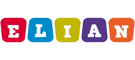 Elian kiddo logo