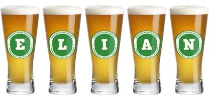 Elian lager logo