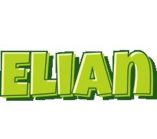 Elian summer logo