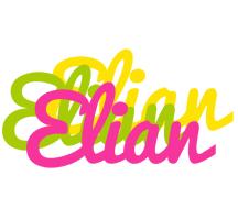 Elian sweets logo