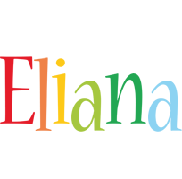 Eliana birthday logo