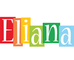 Eliana colors logo