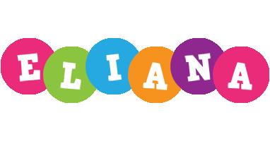 Eliana friends logo
