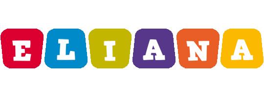 Eliana kiddo logo