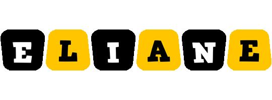 Eliane boots logo