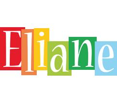 Eliane colors logo