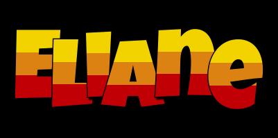 Eliane jungle logo
