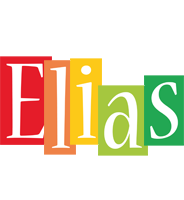 Elias colors logo