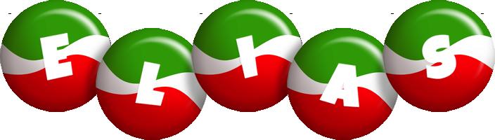 Elias italy logo