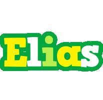 Elias soccer logo