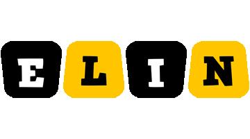 Elin boots logo