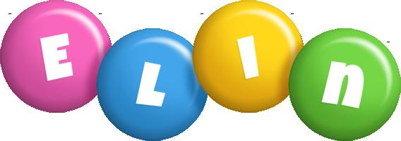 Elin candy logo