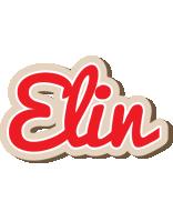 Elin chocolate logo