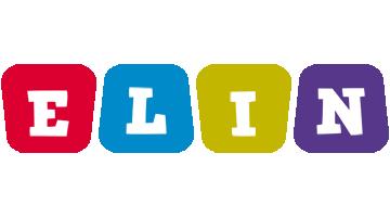 Elin daycare logo