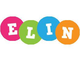 Elin friends logo
