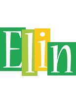 Elin lemonade logo