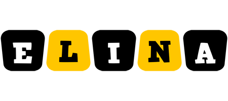 Elina boots logo