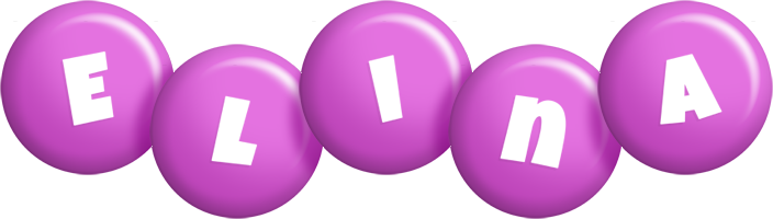 Elina candy-purple logo