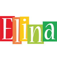 Elina colors logo
