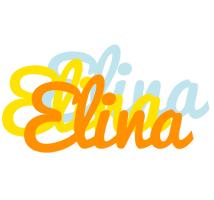 Elina energy logo