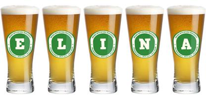 Elina lager logo