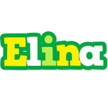 Elina soccer logo