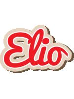 Elio chocolate logo