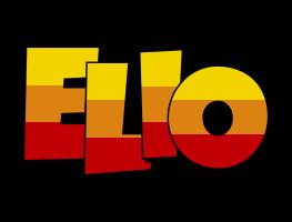 Elio jungle logo