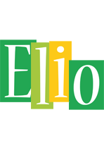 Elio lemonade logo