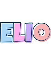 Elio pastel logo