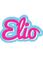 Elio popstar logo