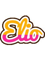 Elio smoothie logo