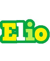 Elio soccer logo