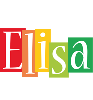 Elisa colors logo