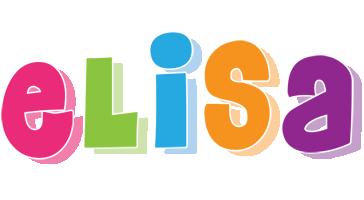 Elisa friday logo