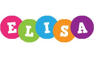 Elisa friends logo