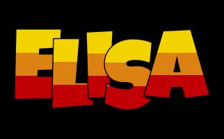 Elisa jungle logo