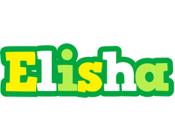 Elisha soccer logo