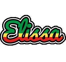 Elissa african logo