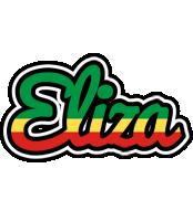 Eliza african logo