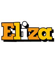 Eliza cartoon logo
