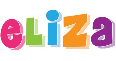 Eliza friday logo