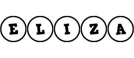 Eliza handy logo