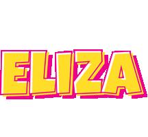 Eliza kaboom logo