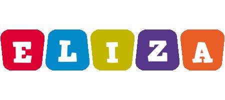 Eliza kiddo logo