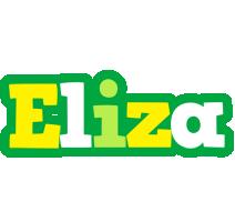 Eliza soccer logo